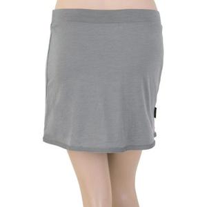 Dámská sukně Sensor Merino Active šedá 19100001, Sensor