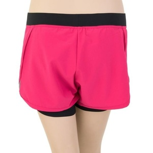 Dámské běžecké šortky Sensor TRAIL růžová/černá 19100009, Sensor