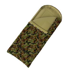 Dekový spacák Husky  Gizmo Army -5°C khaki, Husky