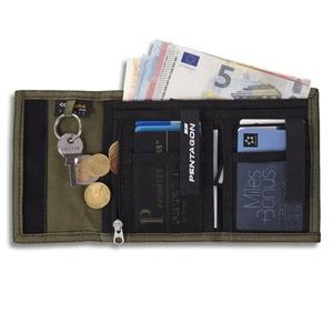 Peněženka PENTAGON® Stater 2.0 šedá, Pentagon