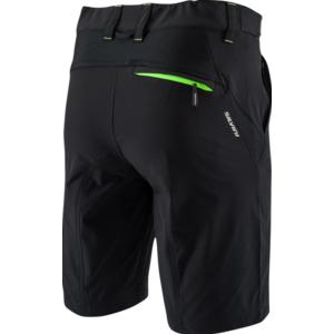 Pánské MTB cyklistické kalhoty Silvini ELVO Elvo MP809 black-green, Silvini