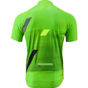 Pánský MTB dres Silvini Gallo MD1420 green-black, Silvini