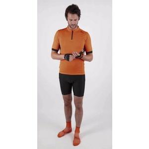Cyklodres Rogelli PERUGIA 2.0 s volnějším střihem, oranžvý 001.009., Rogelli