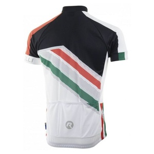 Pánský cyklodres Rogelli TEAM 2.0 bílý 001.968., Rogelli