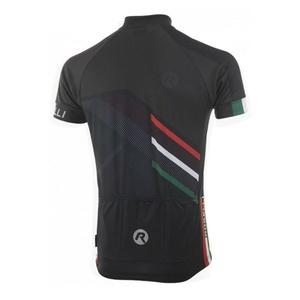 Pánský cyklodres Rogelli TEAM 2.0 černý 001.969., Rogelli