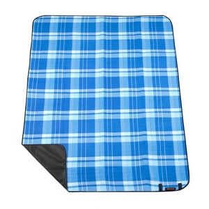 Pikniková deka s popruhem Spokey PICNIC MOOR, Spokey