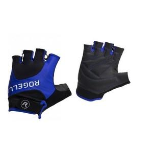 Cyklistické rukavice Rogelli ARIOS, modré 006.003., Rogelli