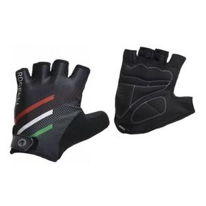 Cyklistické rukavice Rogelli TEAM 2.0, černé 006.959., Rogelli