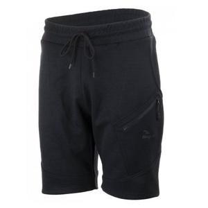 Funkční šortky Rogelli TRAINING s volnějším střihem, černé 050.605, Rogelli