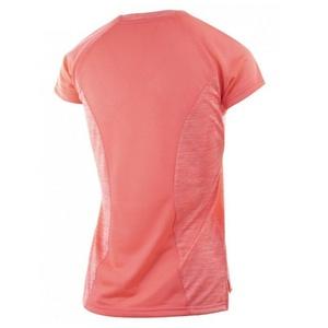 Dámské funkční tričko Rogelli JOY, růžový melír, Rogelli