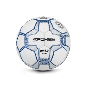 Spokey AMBIT MINI Fotbalový míč vel. 2 bílo-stříbrný