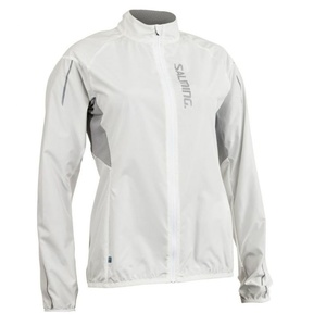 Bunda Salming Ultralite Jacket 3.0 Women White, Salming