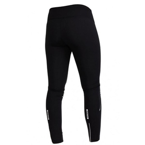 Běžecké kalhoty Salming Thermal Wind Tights Women Black, Salming