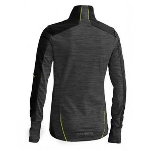 Bunda Salming Thermal Wind Jacket Women Black/Black Melange, Salming