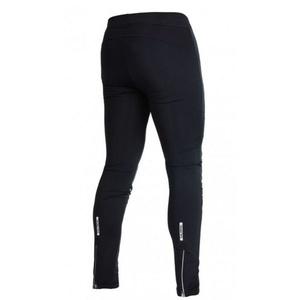 Běžecké kalhoty Salming Thermal Wind Tights Men Black, Salming