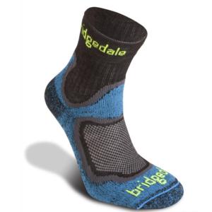 Ponožky Bridgedale Trailsport Lightweight T2 Merino Cool Comfort Crew blue/436