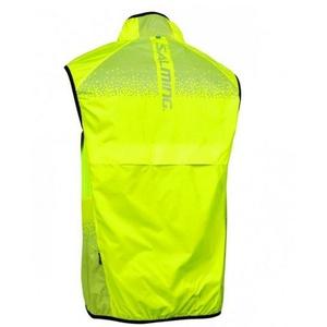 Pánská běžecká vesta Salming Skyline Vest Men Safety Yellow, Salming