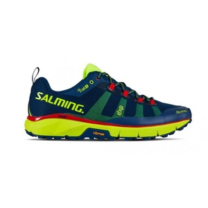 Boty Salming Salming Trail 5 Men Poseidon Blue/Safety Yellow, Salming