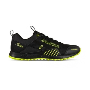 Boty Salming Trail T4 Men Black/Safety Yellow, Salming