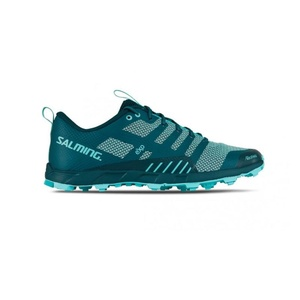 Boty Salming OT Comp Women Deep Teal/Aruba Blue, Salming