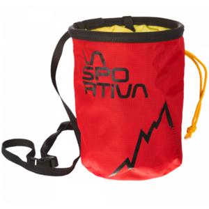 Pytlík na magnézium La Sportiva LSP Chalk Bag red, La Sportiva