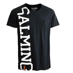 Pánské triko Salming Edge Tee Black, Salming
