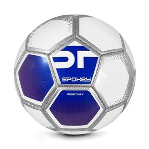 Spokey MERCURY Fotbalový míč vel. 5 bílo-modrý