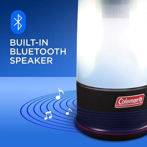 Lampa Coleman 360 Sound & Light LED Lampa, Coleman