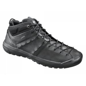 Boty Mammut Hueco Advanced Mid GTX® Men black-black 0052, Mammut