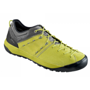 Boty Mammut Hueco Low GTX® Men 1239 dark citron-grey, Mammut