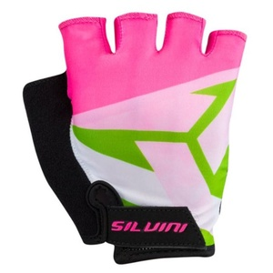 Dětské cyklo rukavice Silvini Ose CA1437 pink, Silvini