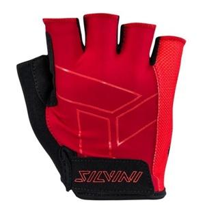 Pánské rukavice Silvini Liro MA1444 red, Silvini