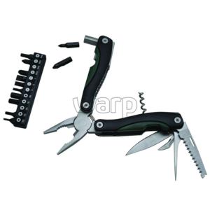 Multifunkční nůž Baladéo BLI017 Locker zelený, Baladéo