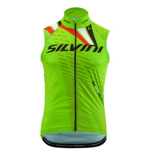 Pánská vesta Silvini TEAM MJ1404 green, Silvini