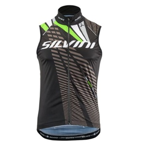 Pánská vesta Silvini TEAM MJ1404 black, Silvini