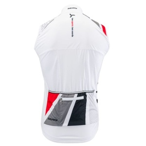 Pánská vesta Silvini TEAM MJ1404 white, Silvini