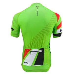 Pánský cyklistický dres Silvini TEAM MD1400 green, Silvini