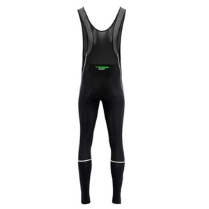 Pánské elastické kalhoty Silvini MOVENZA MP1320 black green, Silvini