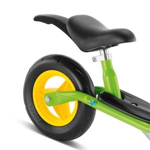 Odrážedlo PUKY Learner Bike Medium LR M Plus zelená 4073, Puky