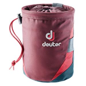 Pytlík na magnézium Deuter Gravity Chalk Bag I M maron-arctic, Deuter