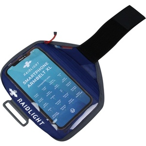 Pouzdro na mobil Raidlight Smartphone Armbelt L Dark Blue, Raidlight