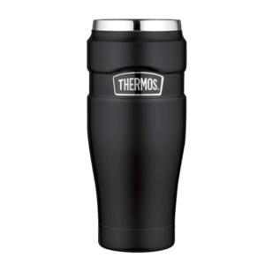 Vodotěsný termohrnek Thermos Style matně černá 160023, Thermos