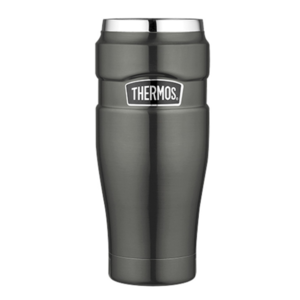 Vodotěsný termohrnek Thermos Style metalicky šedá 160025, Thermos