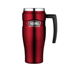 Vodotěsný termohrnek s madlem Thermos Style červená 160031, Thermos