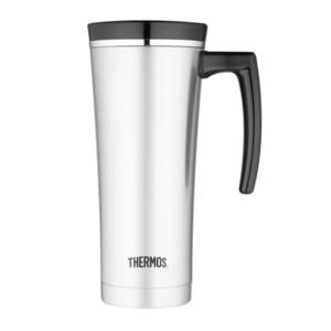 Vodotěsný termohrnek s madlem Thermos Style černá 160050, Thermos