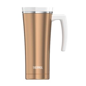 Vodotěsný termohrnek s madlem Thermos Style růžovozlatá 160052, Thermos