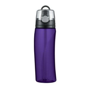 Hydratační láhev s počítadlem Thermos Sport fialová 320013, Thermos