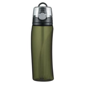 Hydratační láhev s počítadlem Thermos Sport olivově zelená 320010, Thermos