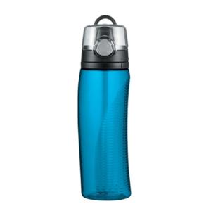 Hydratační láhev s počítadlem Thermos Sport světle modrá 320011, Thermos