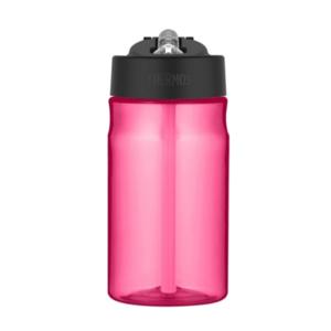 Hydratační láhev s brčkem Thermos Sport růžová 320140, Thermos